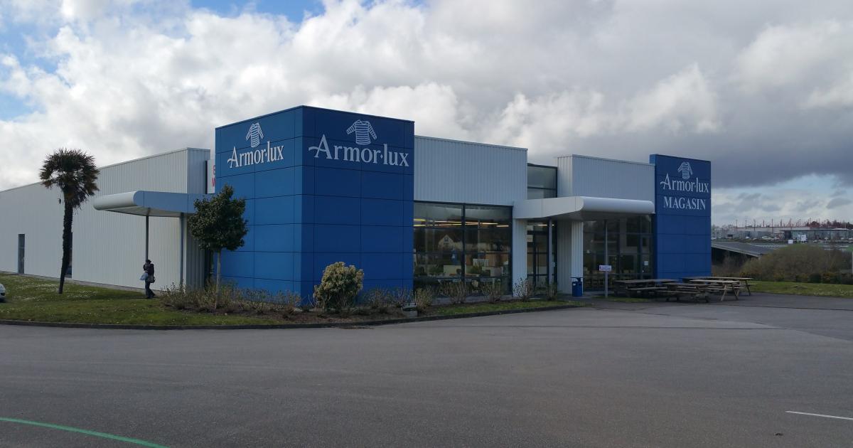 2018 shoes best supplier competitive price Armor-Lux agrandit son magasin d'usine - Le Journal des ...