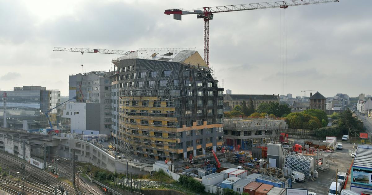 Eurorennes : comment la métropole veut changer de dimension le