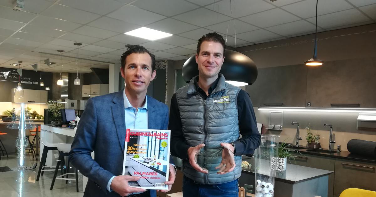 Cuisines Camille Foll S Est Mis Au Btob Le Journal Des