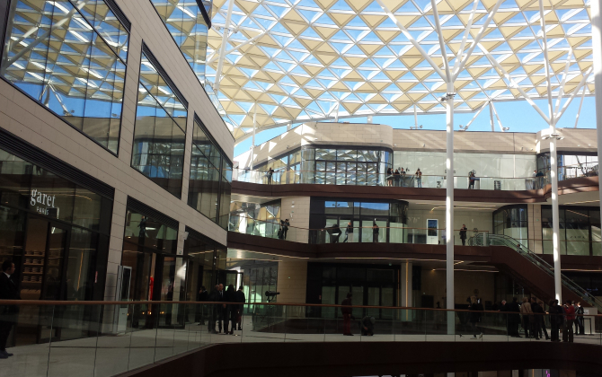 Le centre commercial prado ouvre ses portes journal - Centre commercial les portes de chevreuse ...