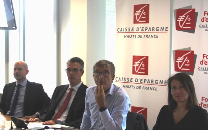 Un An Apres La Fusion La Caisse D Epargne En Ordre De Marche Pour
