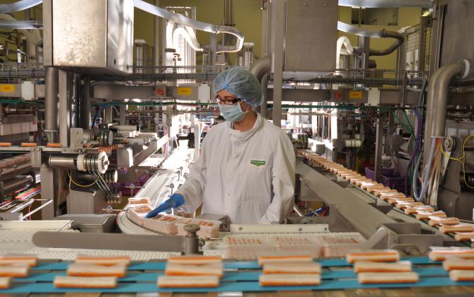 Coronavirus : comment l'agroalimentaire répond à l'explosion de la demande dans - Pays de Loire
