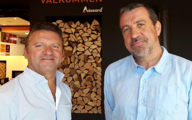 Les Poeles Aasgard Portent La Croissance Du Groupe Valeor Le