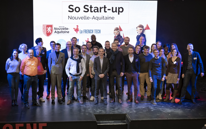Pour la 4e année consécutive, la Région Nouvelle-Aquitaine et ses partenaires organisent le départ  d'une délégation de 26 start-up régionales au Consumer Electronic Show de Las Vegas qui se déroulera du 7 au 10 janvier 2020