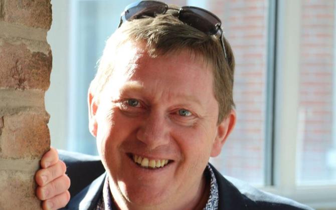 Alexis Devillers, dirigeant de l'entreprise d'événementiel Alive Groupe.