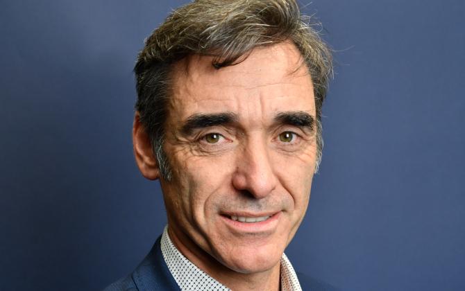 Gilles Caludel, dirigeant du groupe Rega.