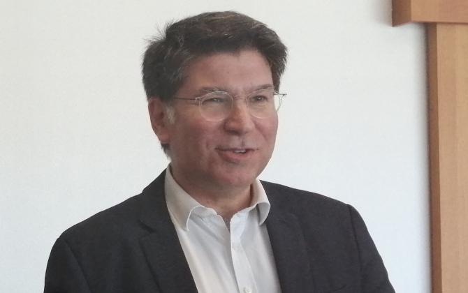 Philippe El Saïr, directeur du CHU de Nantes.