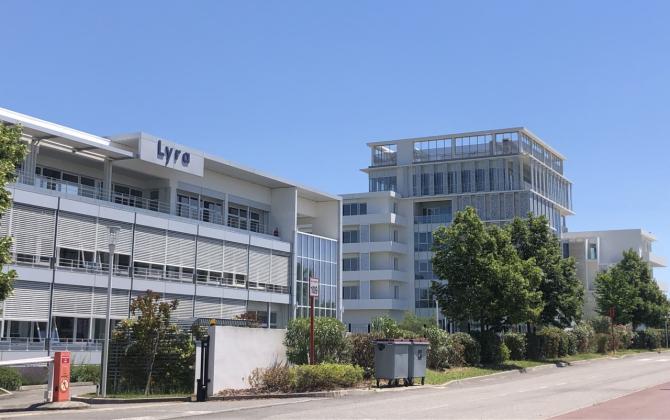 Lyra s'installe dans son nouveau siège social de 4000 m2 à Labège au début de l'été, un investissement