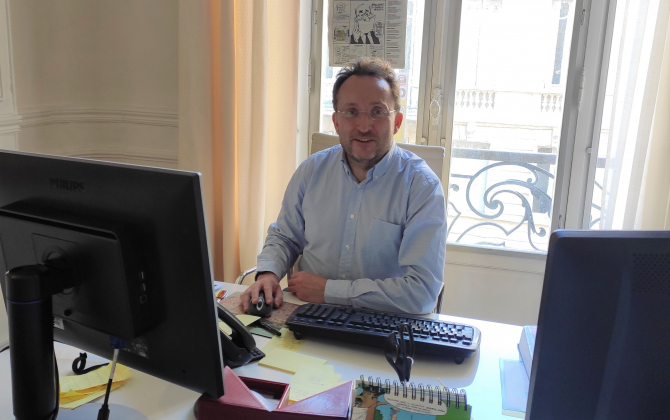 Olivier Bouru, avocat à Bordeaux.
