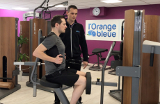 L'Orange Bleue gère 600 salles de sport en France et en Europe.