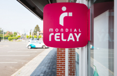 Point relais Mondial Relay à Lille.