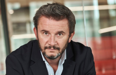 Christophe Levyvfe, dirigeant du groupe lillois de communication Netco, devenu becoming en 2020.